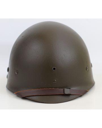 AMERICAN WW2 PARATROOPER M1 HELMET LINER RESTORED ORIGINAL