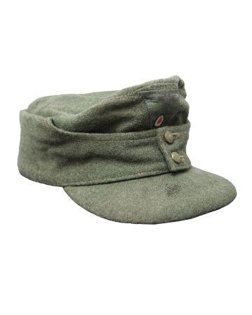 GERMAN WW2 HEER ARMY M43 CAP FIELD GREY