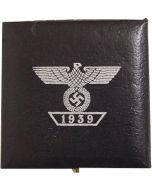 1939 SPANGE/CLASP TO IRON CROSS FIRST CLASS PRESENTATION CASE