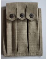 AMERICAN THOMPSON SMG 30 ROUND MAGAZINE POUCH