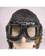 BRITISH WWII RAF AVIATOR GOGGLES BATTLE OF BRITAIN