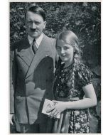 WWII GERMAN LARGE CIGARETTE CARD FROM THE ADOLF HITLER SET, GROUP 62, CARD 167