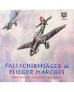 Fallschirmjäger & Flieger Nazi Marches CD