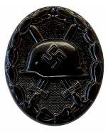 GERMAN 1939 WOUND BADGE BLACK