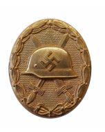 GERMAN 1939 WOUND BADGE Gold