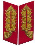GERMAN ARMY FIELD MARSHALL OFFICER COLLAR TAB