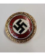 GERMAN GOLDEN PARTY BADGE