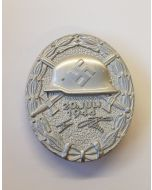 GERMAN JULY 20, 1944 WOUND BADGE SILVER WWII