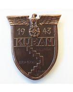 GERMAN KUBAN SHIELD WW11