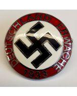 GERMAN PARTY DEUTSCHLAND ERWACHE PIN