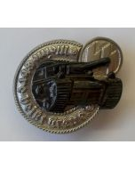 GERMAN SS PANZER COMMEMORATIVE BADGE WWII