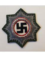 GERMAN WAR ORDER OF THE GERMAN CROSS IN SILVER