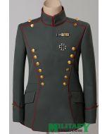 GERMAN WWI M15 FIELD GRAY ROYAL PRUSSIAN UHLAN REGIMENT TUNIC