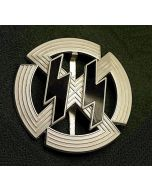 WW2 GERMANIC PROFICIENCE RUNES BADGE