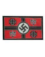 GERMANY NAZI COMMANDER HEADQUARTERS FLAG