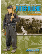 HITLERJUGEND HITLER YOUTH AND THE 12.SS PANZER-DIVISION 1933-1945 Warrior Series Concord Publication