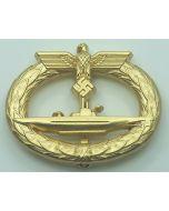 WW2 GERMAN SUBMARINE WARFARE BADGE U-BOAT