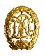 GERMAN NATIONAL SPORT BADGE GOLD