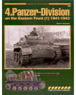 4. PANZER-DIVISION OF THE EASTERN FRONT 1 1941 - 43 Armour at War Series Concord Publication