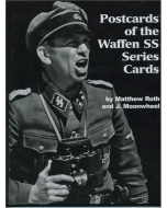 POSTCARDS OF THE WAFFEN SS SERIES CARDS