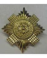 BRITISH Scots guard cap eagle