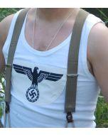 M35 SPORT SHIRT: HEER GERMAN WW2