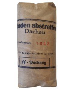 GERMAN WWII FADEN ABSTREIFEN DACHAU SS BANDAGE 1942