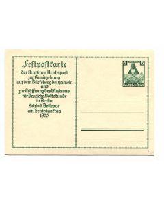 1935 German postcard