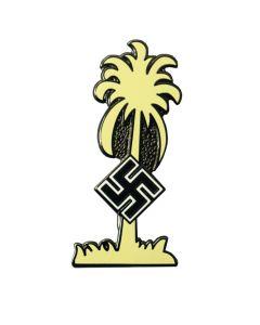 WW2 GERMAN DAK AFRIKA KORPS PALM TREE AFK PIN