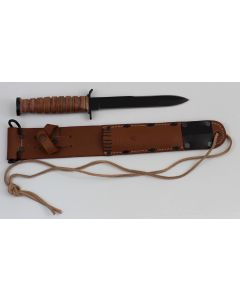 AMERICAN M3 FIGHTING TRENCH KNIFE WWII