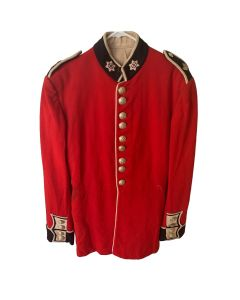 CANADIAN GOVERNOR GENERAL'S FOOTGUARD TUNIC AND BREECHES