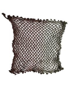 CANADIAN WW2 MKII COLOR BROWN/ GREEN HELMET NET - REPRODUCTION