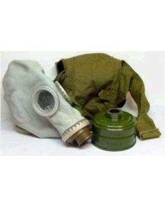 RUSSIAN GAS MASK Type GP5