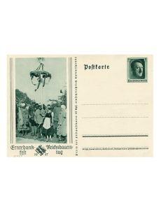 Erntedankfest - Reichsbauerntag 1937 Pstcard