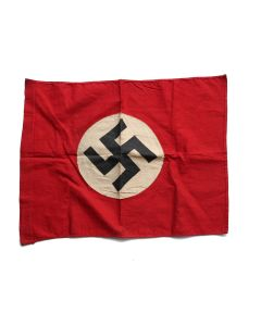 GERMAN WWII NSDAP PARTY FLAG POLITICAL BANNER