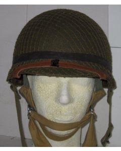 M1 FRENCH HELMET - INDOCHINA WAR
