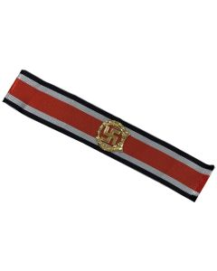 GERMAN ARMY & WAFFEN SS HONOR ROLL CLASP WITH RIBBON