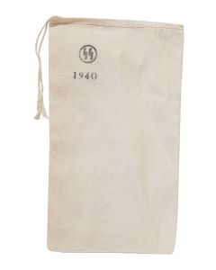 GERMAN SS PERSONAL STAMPED BAG