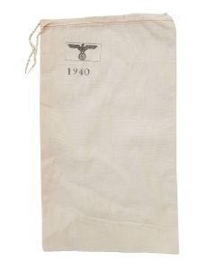 GERMAN HEER / ARMY PERSONAL STAMPED BAG