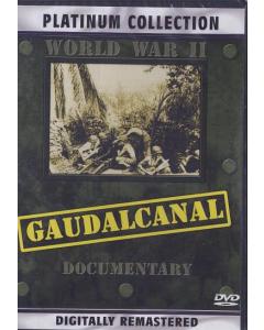 WW11 GAUDALCANAL DOCUMENTARY