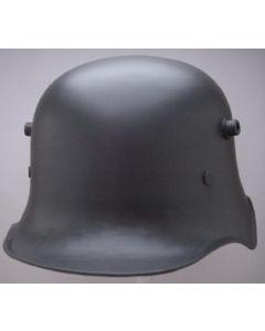 GERMAN CUTOUT HELMET M1918