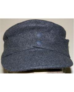 M-43 WOOL CAP BLUE LUFTWAFFE