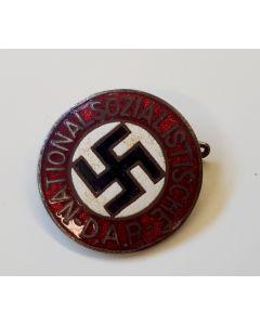 GERMAN NSDAP MEMBERSHIP BADGE GES. GESCH