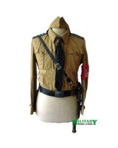 GERMAN WW2 NSDAP NAZI PARTY HITLERJUNGE ( FLIEGER HJ) UNIFORM
