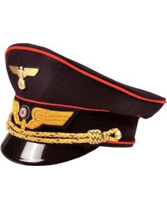 GERMAN RAILWAY LEADER VISOR CAP