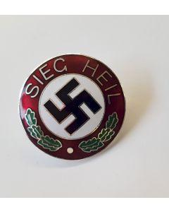 GERMAN SIEG HEIL BADGE