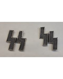 GERMAN SS COLLAR RUNS