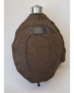GERMAN STANDARD CANTEEN WITH COVER