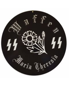 GERMAN WAFFEN SS MARIA THERESIA SIGN