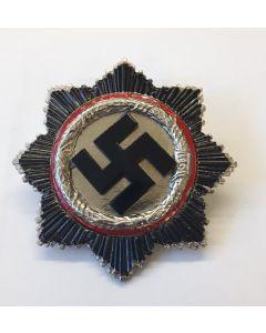 GERMAN ANTIQUE WAR ORDER OF THE GERMAN CROSS IN SILVER